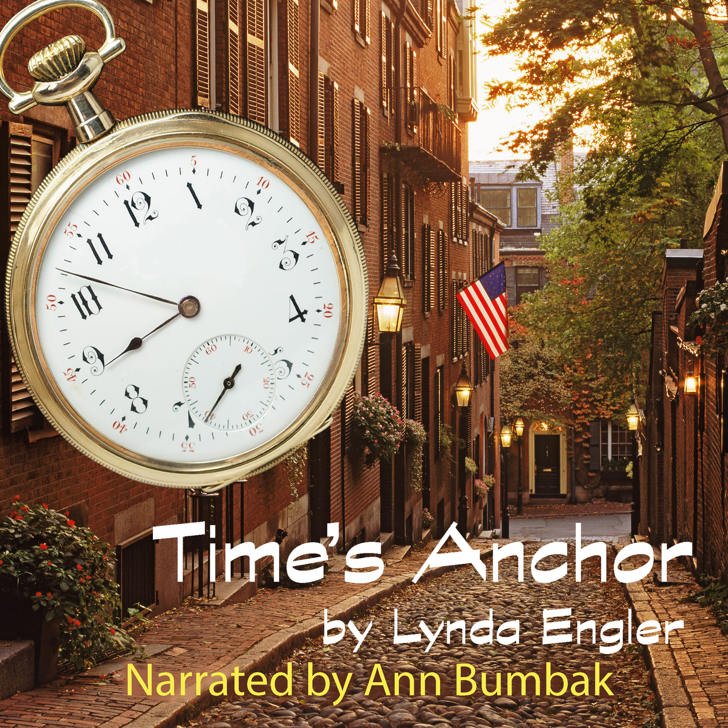 The Very Talented Producer Ann Bumbak Has Agreed To Produce The Unabridged  Audio Version Of Time's Anchor
