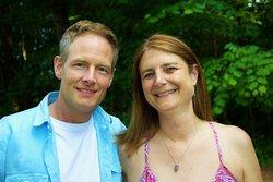 Lynda Engler and Henry Dixon