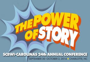 2016-SCBWI Carolinas conference-logo