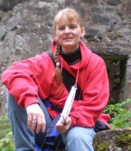 Author Laura Vosika